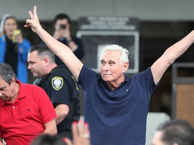 Judge issues modified gag order for trial of Trump ally Roger Stone — but he can still talk