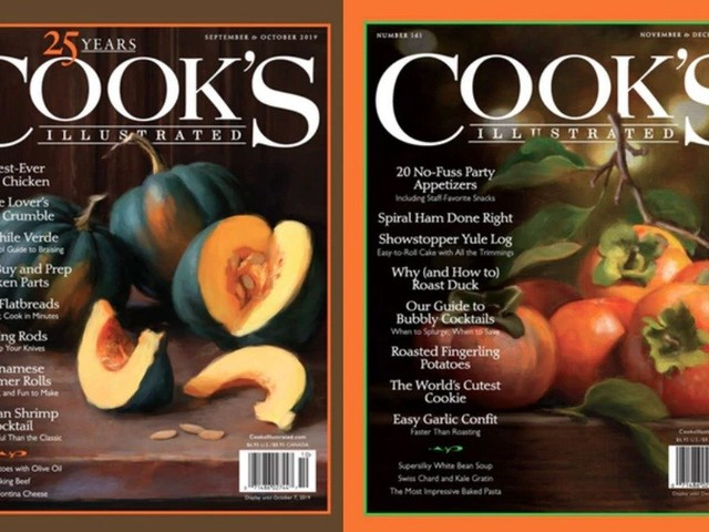 1 Year of Cook's Illustrated Magazine just $8.99!