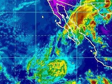 Hurricane Lorena downgraded to tropical storm near Mexican coast