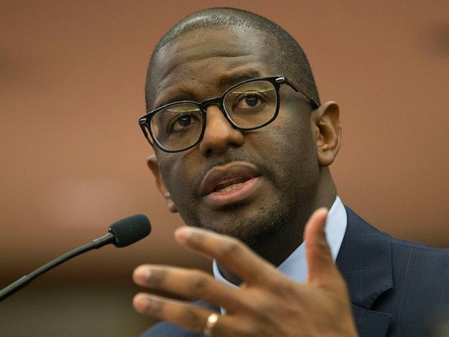 Socialism is a 'GOP smear,' writes former Florida governor candidate Andrew Gillum for WaPo