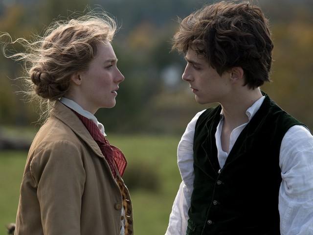 Twitter Can't Handle Timothée Chalamet's Hair In The Little Women Trailer