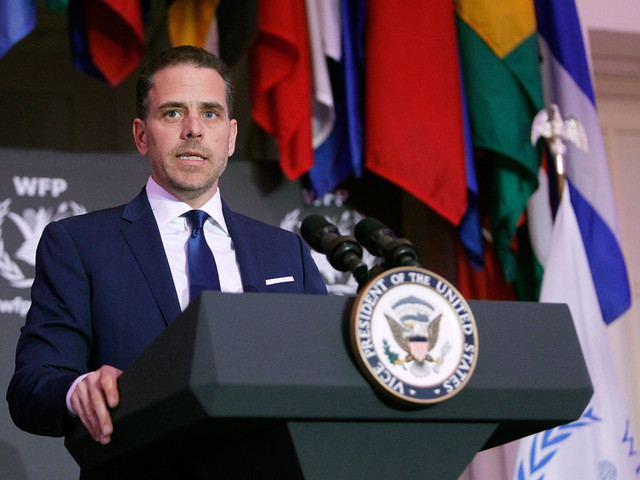 Hunter Biden steps down from Chinese private equity board, promises no foreign work if dad Joe elected in 2020