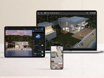 MacRumors Giveaway: Win an M1 11-Inch iPad Pro and Apple Pencil From Live Home 3D