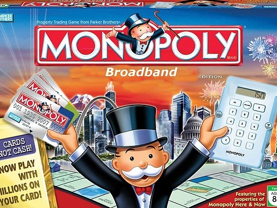 FCC to Make Life Easier For Business Broadband Monopolies -
