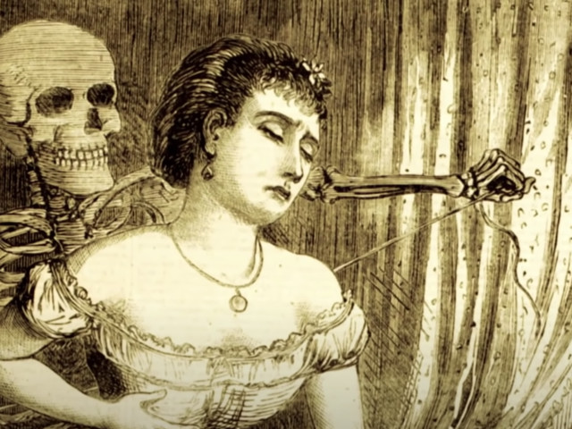 How Victorian Homes Turned Deadly: Exploding Stoves, Poison Wallpaper, Ever-Tighter Corsets & More