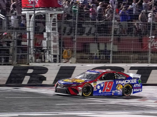 Crowdless NASCAR could be the first major U.S. sport to make its return