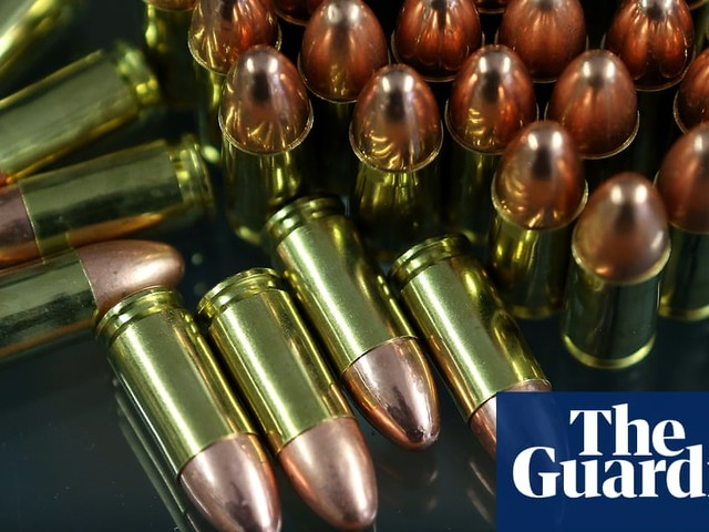 Antique firearms: gangs, guns and untraceable 'ghost bullets' - podcast