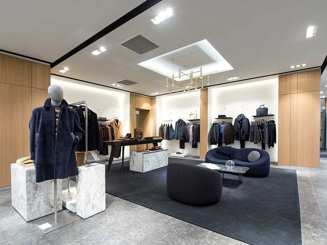 In pictures: Hugo Boss opens revamped Champs-Élysées flagship