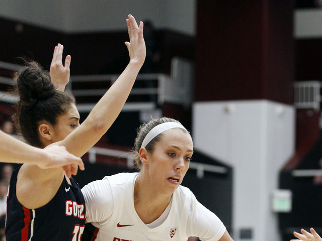 Gonzaga women lose in overtime at 3rd-ranked Stanford