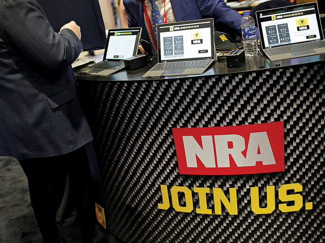 How the NRA changed politics