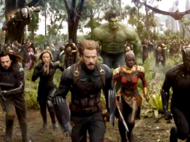 'Avengers: Infinity War' Trailer Is Here & It's What Every Marvel Fan Dreams Of