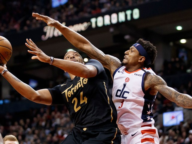 The Wizards are halfway through their schedule but not nearly done talking about defense