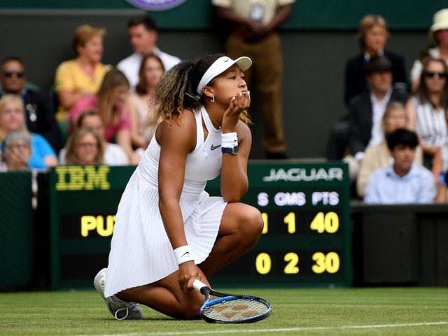 Naomi Osaka's humiliating first-round loss at Wimbledon was the latest misstep in her sudden fall from world No. 1