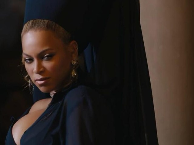 Blue Ivy makes her acting debut in the music video for Jay-Z's 'Family Feud'
