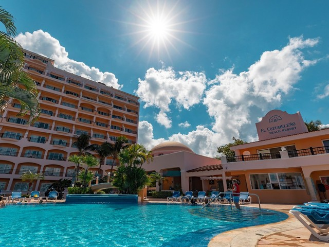 El Cozumeleno Beach Resort Day Pass All Inclusive review in Cozumel, Mexico