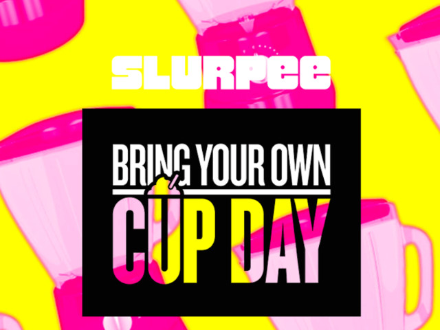 7-Eleven Slurpee: Bring Your Own Cup Day {8/18 & 8/19}