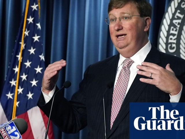Tate Reeves: Biden vaccine mandate an 'attack on hardworking Americans'