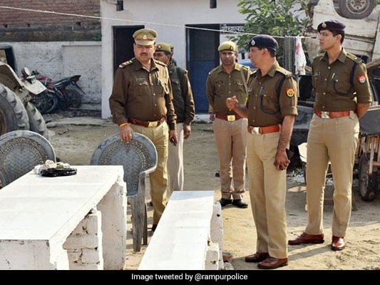 UP Woman's Body Removed From Funeral Pyre For Autopsy; Husband Charged