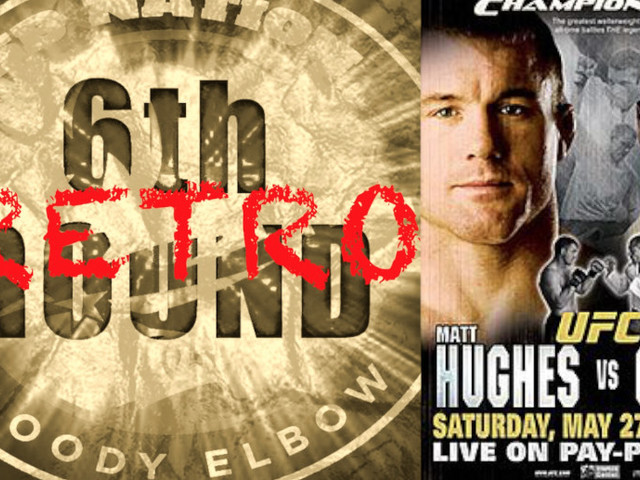 UFC 60: Hughes vs. Gracie - 6th Round Retro post-fight show