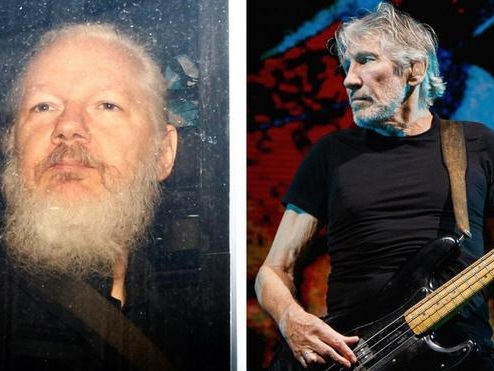 "Roger Waters Stunned At Assange's Plight: ""Orwell & Huxley Were Both Right"""