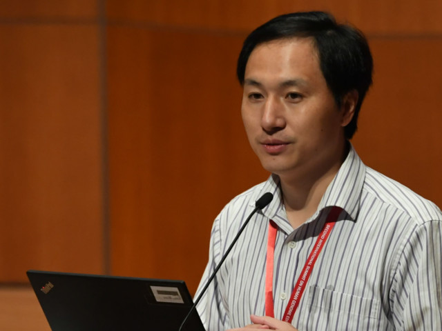 Those gene-edited babies in China have unexpected mutations
