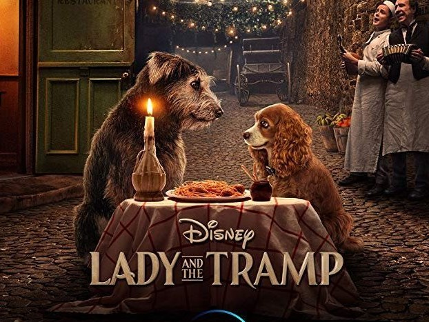 'Lady And The Tramp' Trailer Drops At D23 – Watch