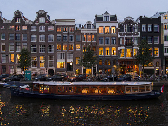 United – $578 (Regular Economy) / $458 (Basic Economy): Portland – Amsterdam, Netherlands. Roundtrip, including all Taxes