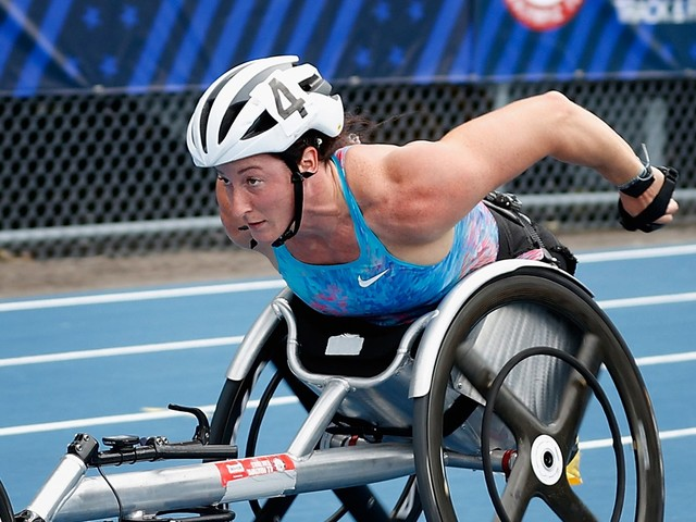 'I Felt Like I Wasn't An Elite Athlete': Tatyana McFadden On Why Paralympic Representation Is Crucial
