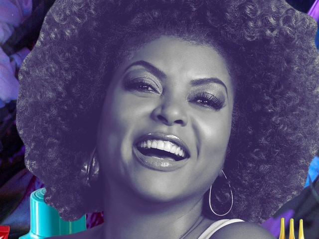 Taraji P. Henson Turned A Beauty Faux Pas Into Target's Hottest New Hair-Care Line