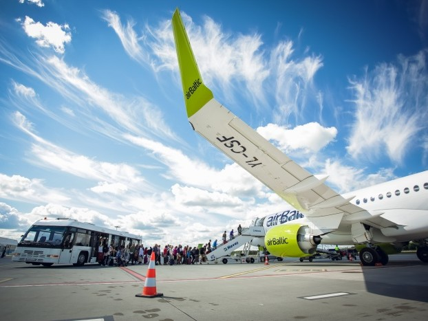 News: airBaltic breaks new passenger milestone