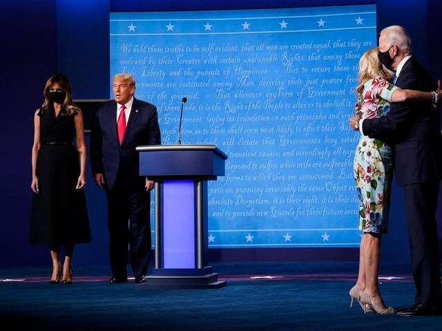 Trump seeks momentum fromdebate while Biden focuses on pandemic