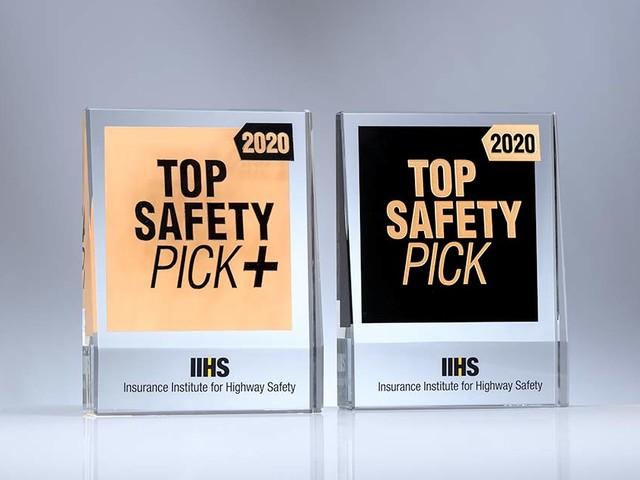 64 vehicles earn 2020 IIHS awards