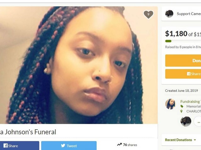 'My baby, she was one of a kind': 17-year-old shot, killed on Beatties Ford Road