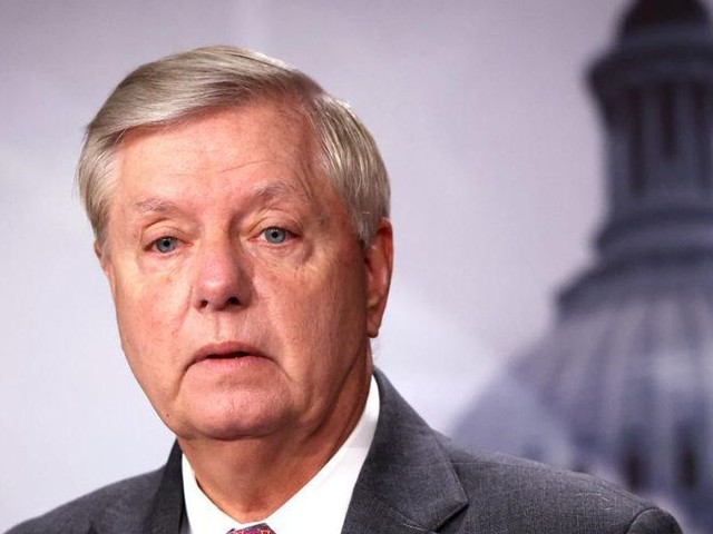Sen. Lindsey Graham has tested positive for COVID-19 despite having been vaccinated