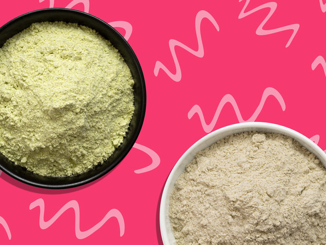 Pea Protein vs. Whey: The Lowdown on Beefing Up