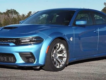 Road Tests: 2020 Dodge Charger SRT Hellcat Widebody Daytona 50th Anniversary Edition