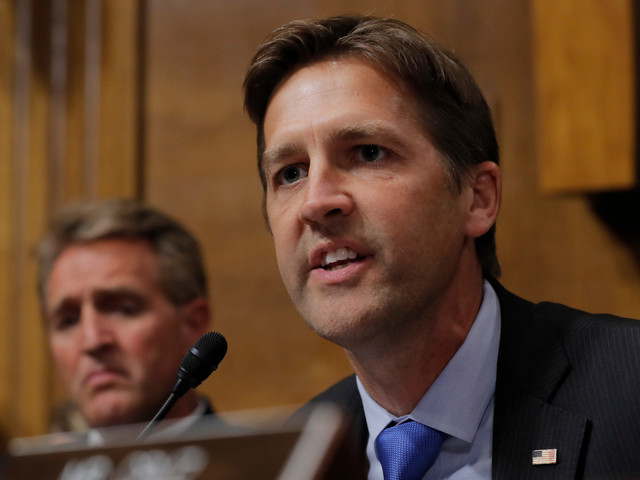 Sen. Ben Sasse warns of cyber war with China