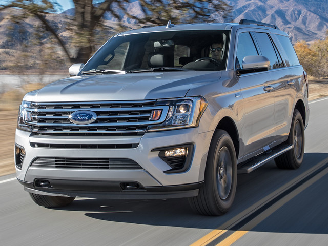 2018 Ford Expedition First Test: Ta-Who?