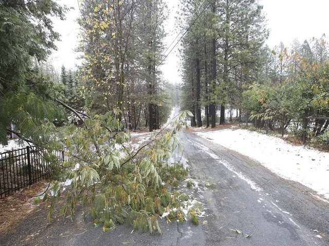 The Latest: Storm's deadly path continues across US