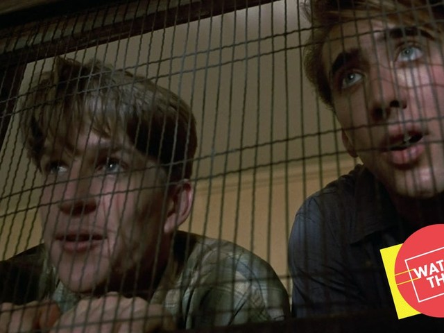 Nicolas Cage delivered a superb early performance in this unconventional coming-of-age drama