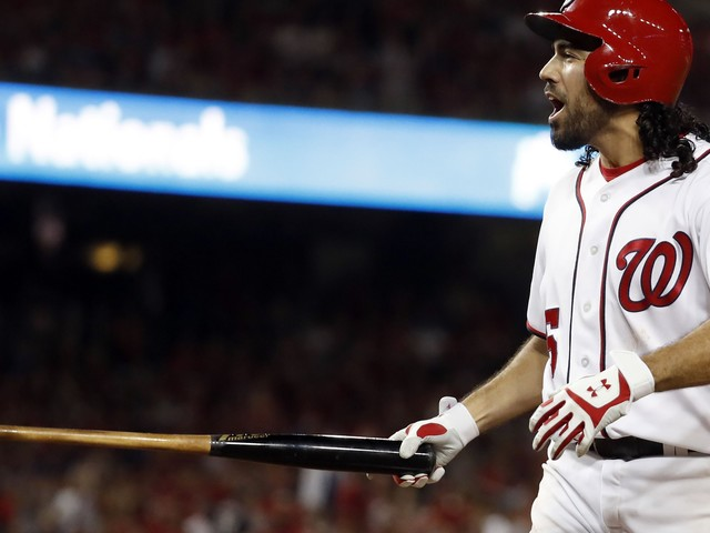 Rendon makes key error, Nats unravel in 6th inning vs Cubs