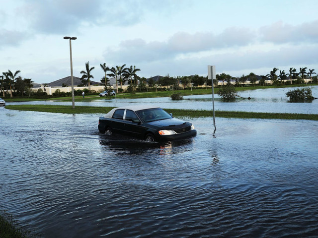 Army Corps Explores Solutions For Miami-Dade Communities At Flood Risk
