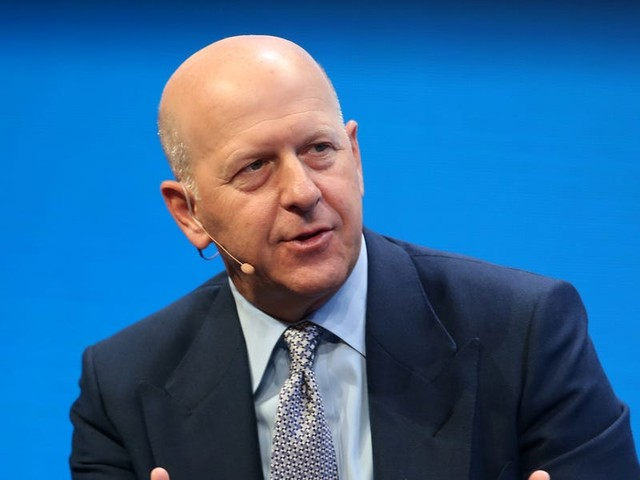 Out of 1,548 Goldman Sachs US executives, 49 are Black
