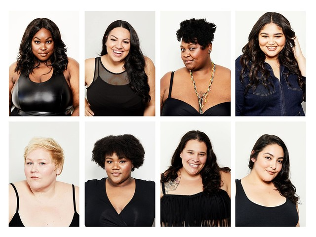 This Plus-Size Brand Just Launched A New Inclusive Modeling Agency