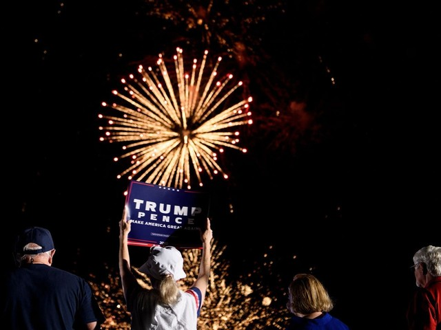 Trump takes over Fourth of July celebration, changing its location and inserting himself into the program