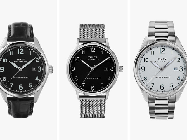 Timex Is Releasing New Affordable Automatic Watches