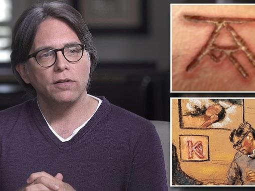 Nxivm founder Keith Raniere told Allison Mack his sick oath to make cult brandings look voluntary