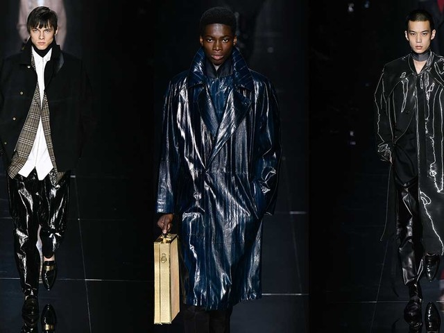 British designers dominating final day of men's show in the French capital