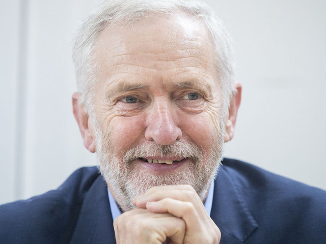 Jeremy Corbyn Says Labour Is Staking Out 'The New Centre Ground' In British Politics