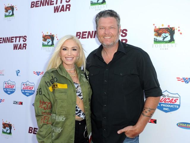 'The Voice': Gwen Stefani and boyfriend Blake Shelton are not fighting fair in her return